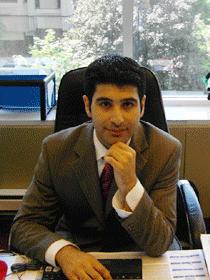 魁省律师协会会员、资深移民律师 Eiman Sadegh